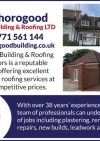 D Thorogood Building And Roofing Ltd