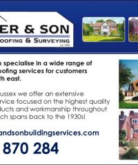 Parker & Son Building, Roofing & Surveying
