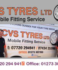 CVS Tyres Ltd
