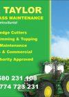 Mark Taylor Hedge & Grass Maintenance