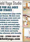 Uckfield Yoga Studio