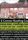 Michael E Connor Roofing Contractor