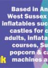Amazing Bouncy Castle Hire